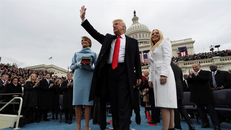U.S.  prosecutors probe Trump inauguration spending