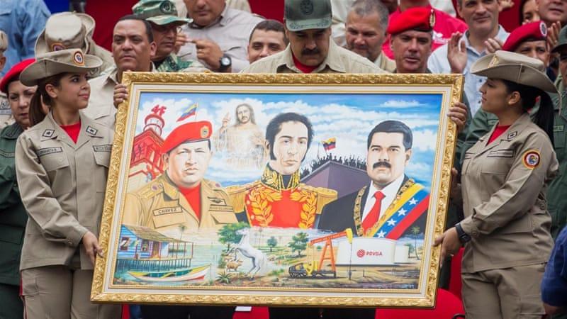 why is venezuela in crisis again venezuela al jazeera
