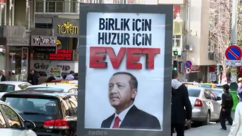 Turkey: the referendum and the media