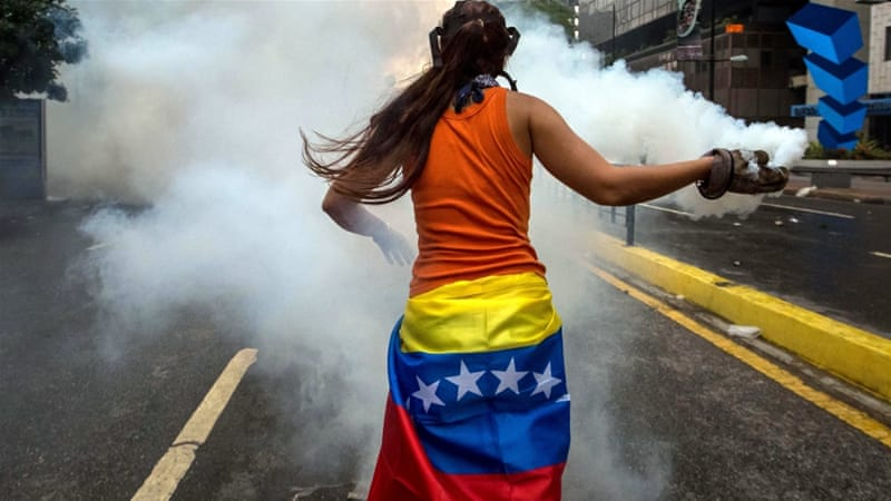 the art of surviving a venezuela on the brink venezuela al jazeera