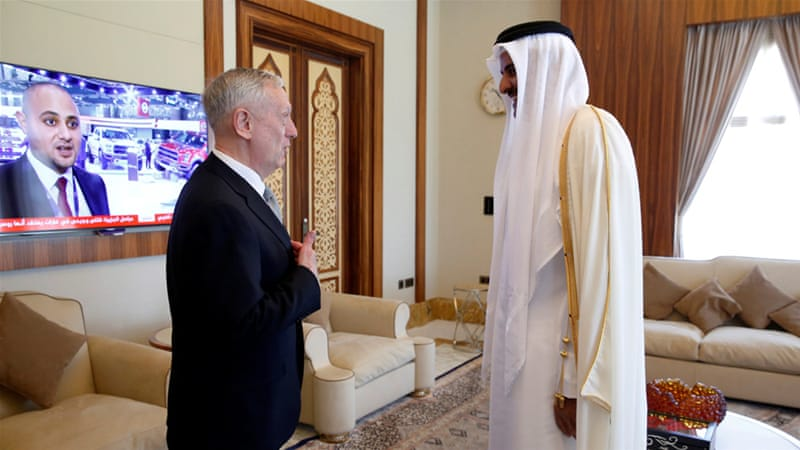 Washington's relations with Gulf Arab states became increasingly frayed under Barack Obama [Melis Senerdem/Al Jazeera]