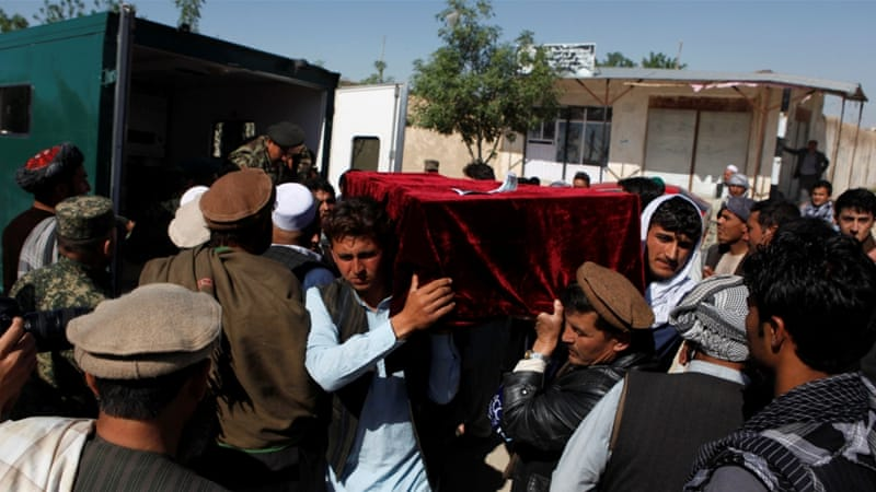 Taliban Attack Prompts Resignation Calls In Afghanistan