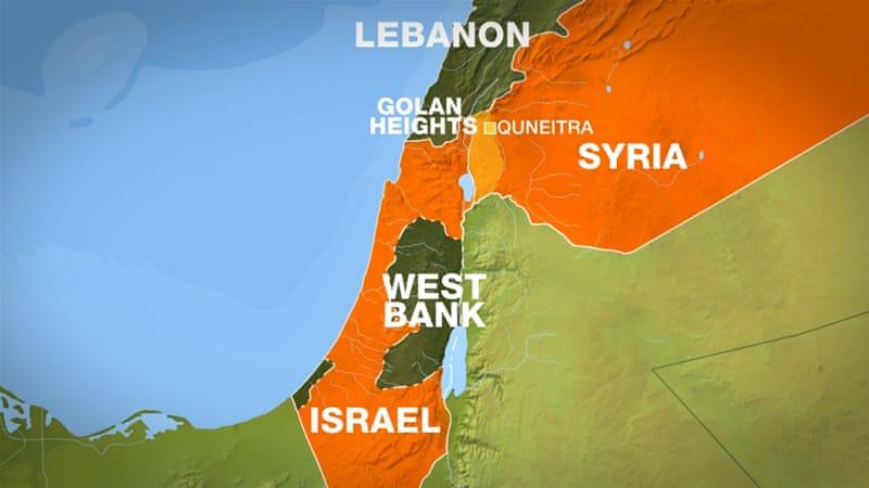 Deadly israeli strikes target syrias quneitra province syria deadly israeli strikes target syrias quneitra province gumiabroncs Image collections