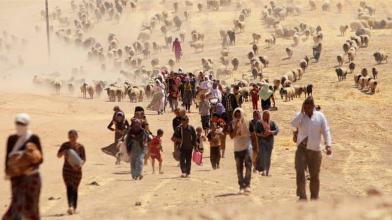 Yazidis in Iraq: 'The genocide is ongoing' | ISIS News | Al