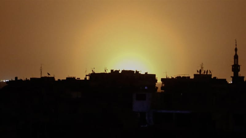 Israel Downs Syrian Drone with Patriot Missile