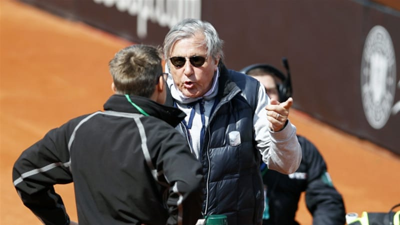 Nastase sorry for racist remark about Serena Williams