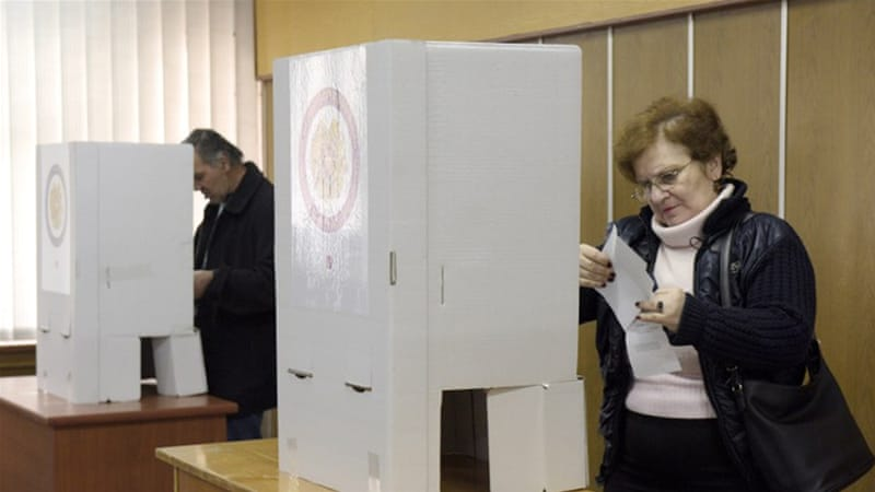 Armenia elections tainted by vote-buying: OSCE monitors