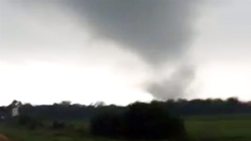 Deadly tornado kills 4 Saturday in Texas community