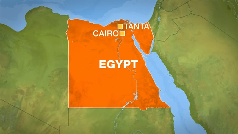 Trump speaks with Egyptian president on church bombings
