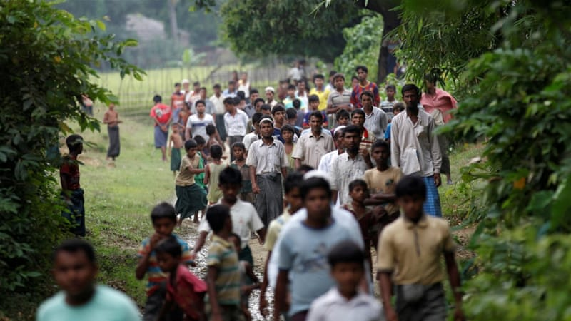 Sri Lanka navy detains suspected Rohingya refugees