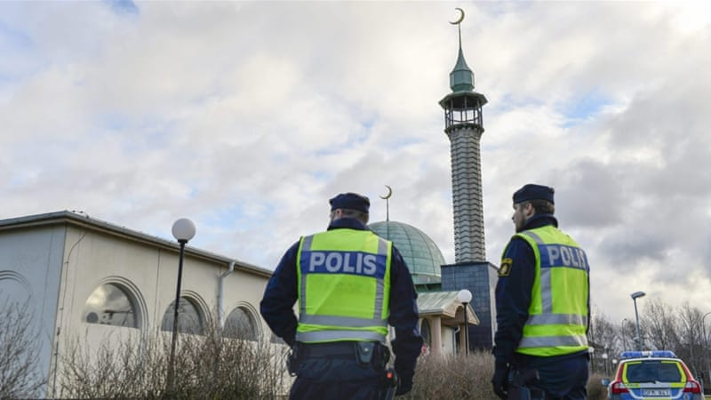 Image result for swedish mosque