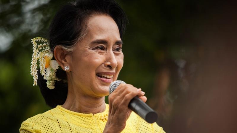 Aung San Suu Kyi's Myanmar