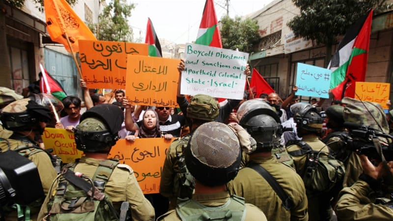 Palestinian hunger striker's health deteriorating