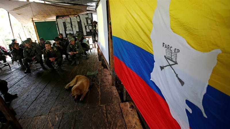 Colombia Farc: First group of rebels rejoin civilian life