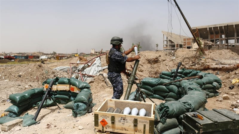 Iraqi Forces Have Pushed Into Isil S Remaining Areas Of Control As The Battle Grows Danish