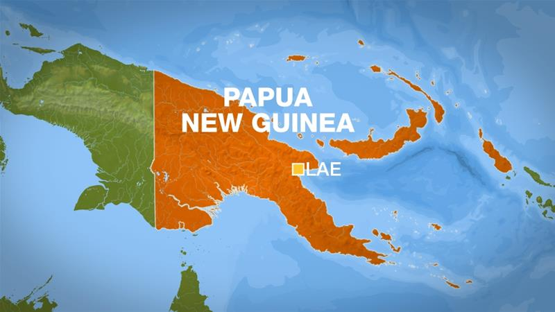 Papua New Guinea hit by 7.2 magnitude natural disaster