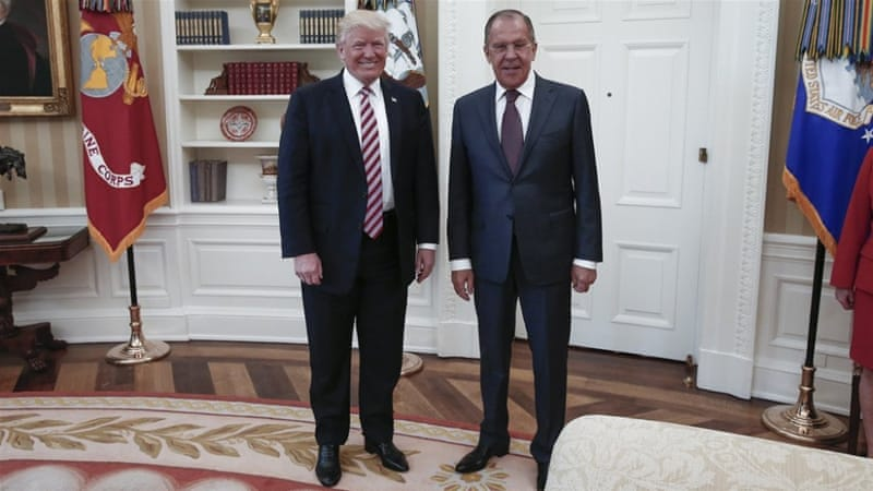 Russian foreign minister mocks United States  media over reports of Trump intelligence gaffe