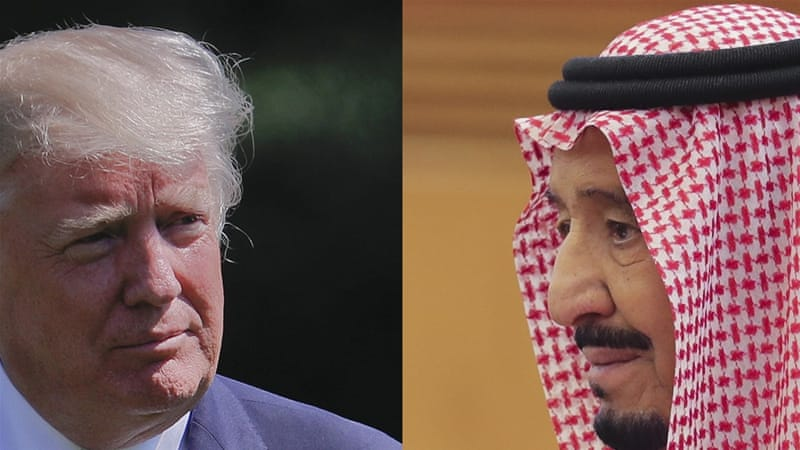 Saudi Arabia had a prominent role in the national security doctrine of every US president, from Roosevelt to Obama, writes Altunhayyan [AP]