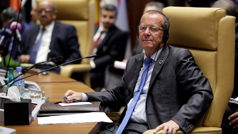 UN envoy to Libya condemns deadly attack on base in south