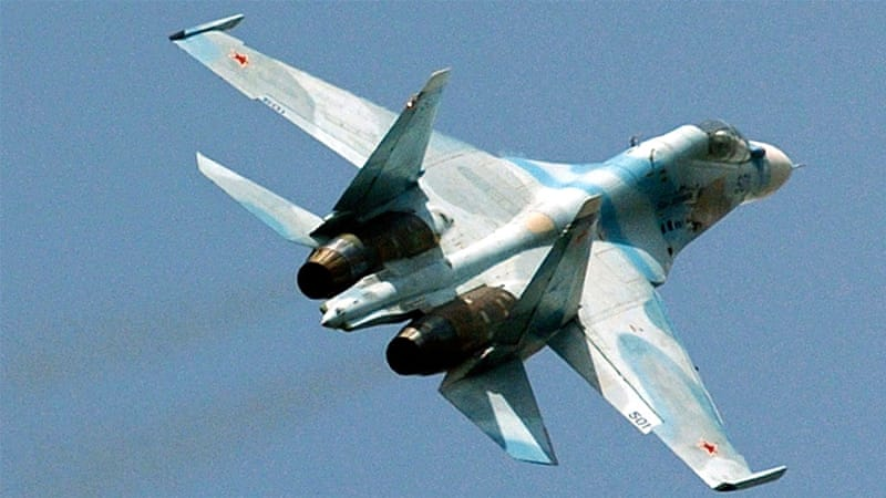 Chinese fighter flew inverted over US Air Force jet, official says