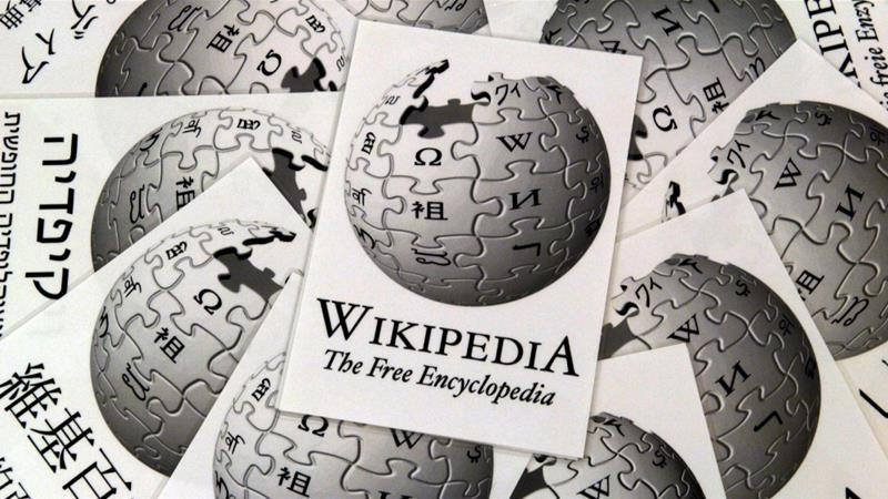 Ankara has accused Wikipedia of being part of a 'smear campaign' against Turkey [Reuters]