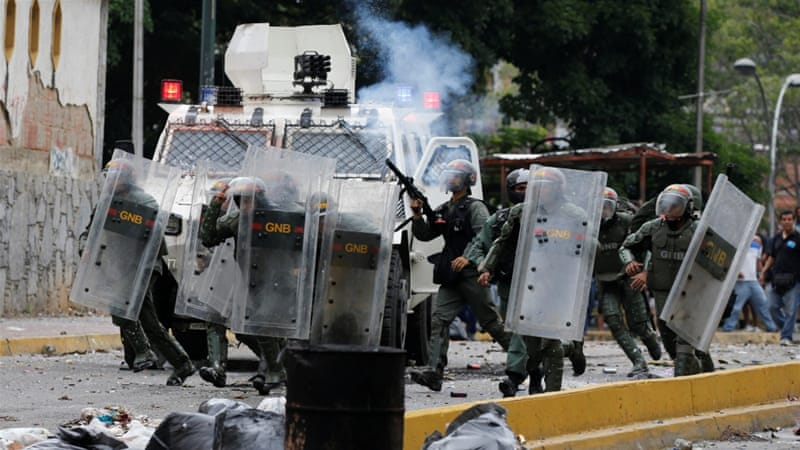 Venezuela street protests again turn deadly as overhaul of constitution begins