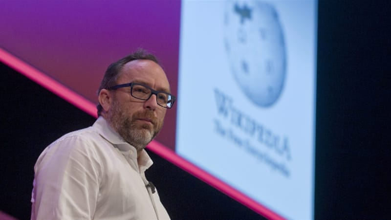 Jimmy Wales: Fake news, WikiTribune and the future of journalism