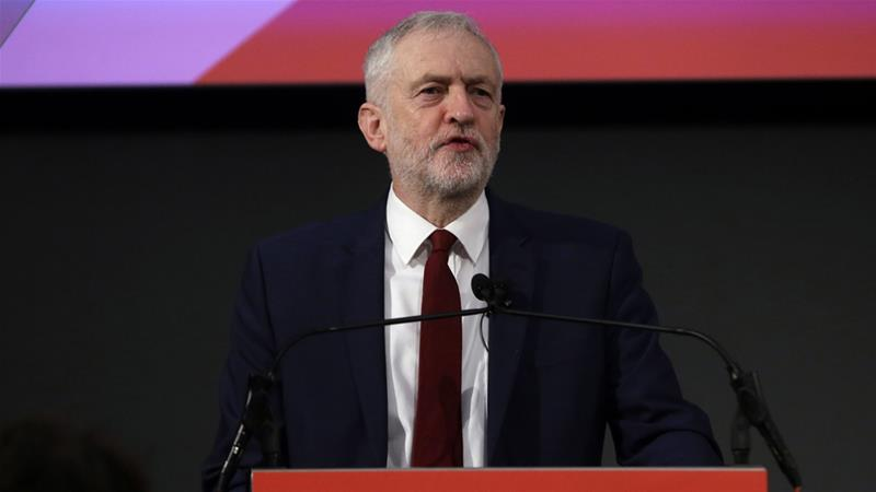 UK media's obsession with Jeremy Corbyn