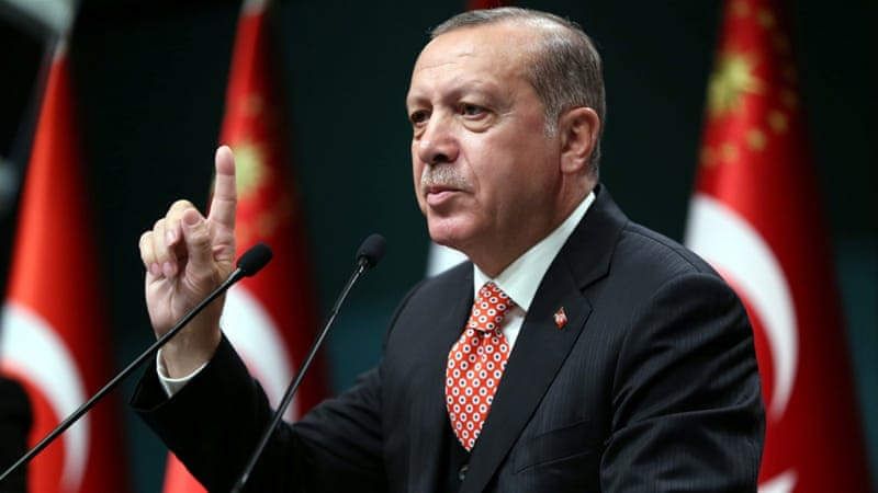 Lift Qatar embargo …Erdogan tells Saudi