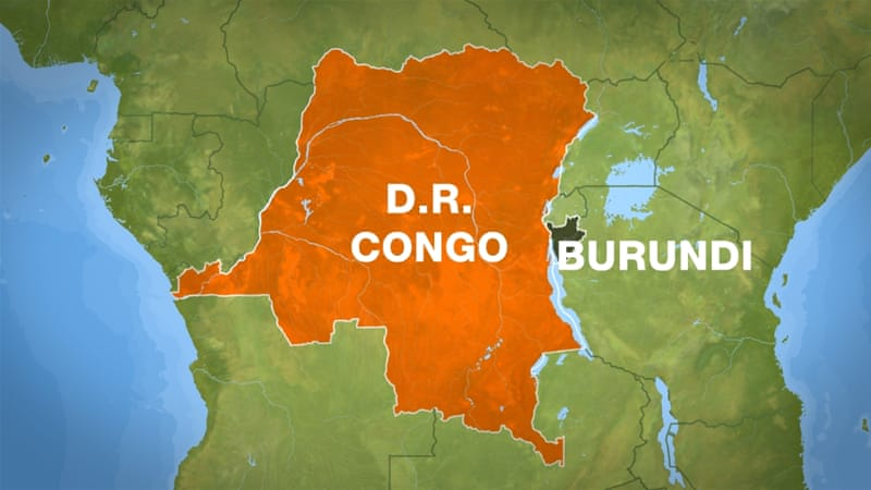 DR Congo security forces shoot dead 37 Burundi migrants