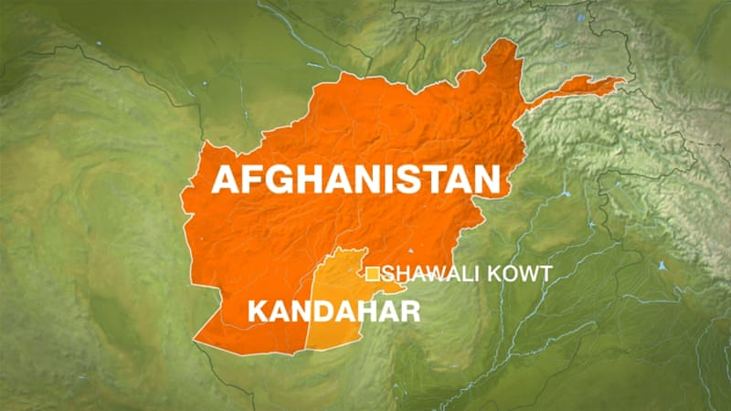 Ten Afghan soldiers killed in Kandahar army base attack