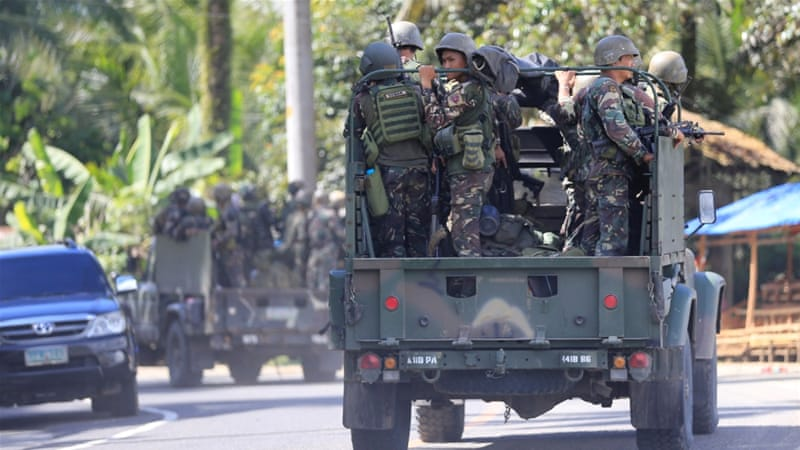 Militants Take Priest, Others Hostage in Philippines