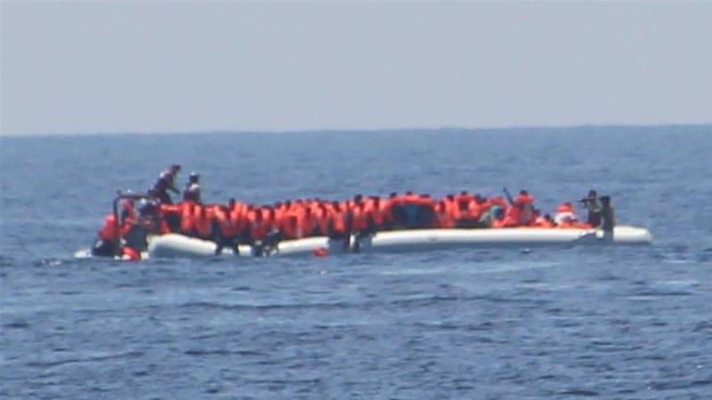 Libyan Coastguard Opened Fire At Refugee Boats: NGOs