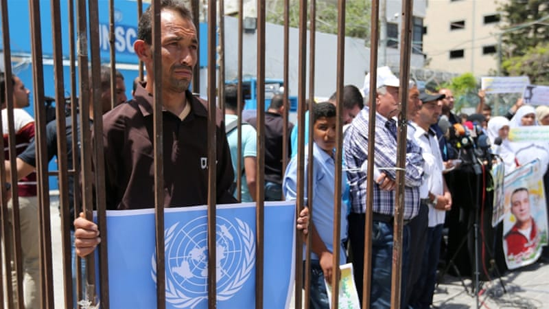 UN alarmed at conditions for Palestinian hunger-strikers