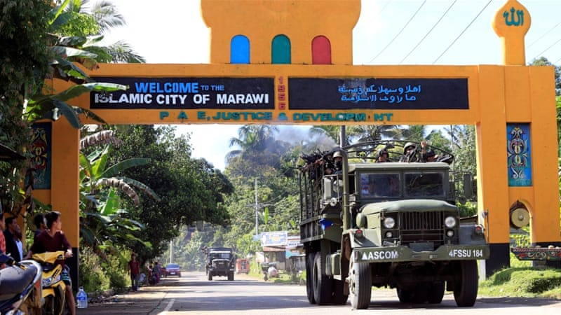 Philippines at a grave risk of