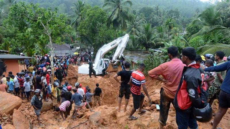 Sri Lanka floods, landslides: Death toll rises to 100