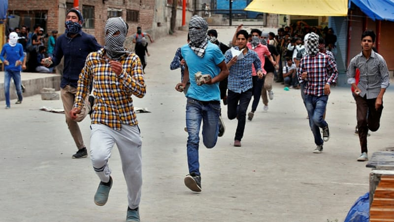 Curfew-Like Restrictions In Parts Of Kashmir Valley