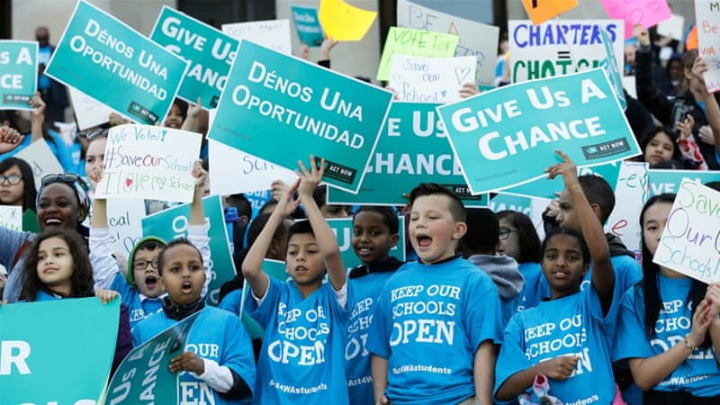 Charter schools in the United States