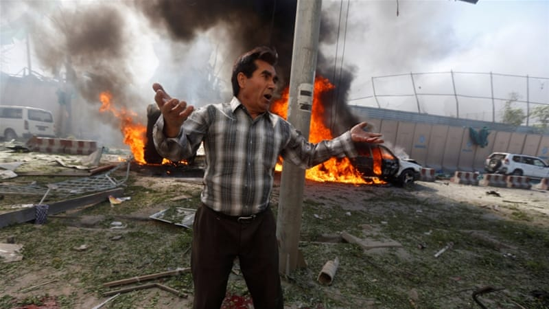 What can the Afghan government do to stop bomb attacks?
