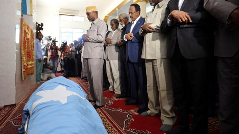 Image result for somalia minister killed