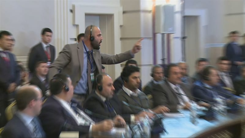 Regional powers agree on Syria de-escalation zones