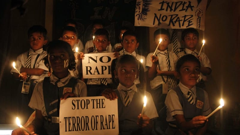 Eight-month-old baby raped in Indian capital Delhi