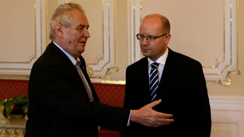 Sobotka drops plan to resign, says will fire Babis