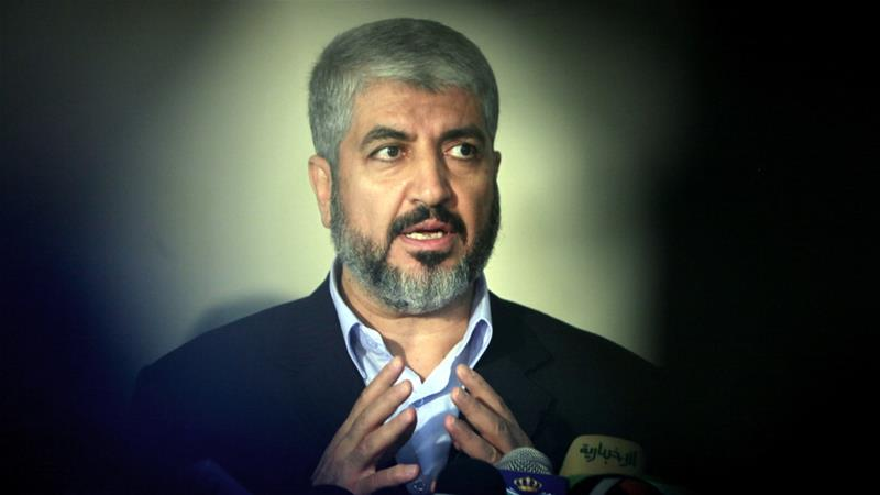 Khaled Meshaal: Struggle is against Israel, not Jews