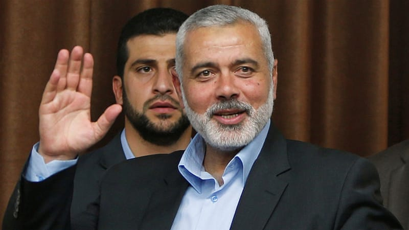 A Hamas spokesman said discussions would address a variety of 'important issues' with the Egyptians [File: Suhaib Salem/Reuters]