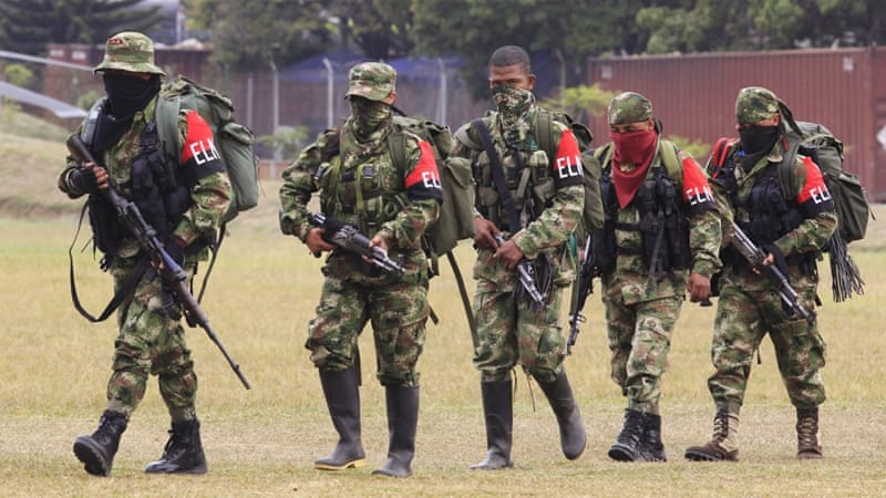 colombia and eln rebels to return to peace negotiations colombia