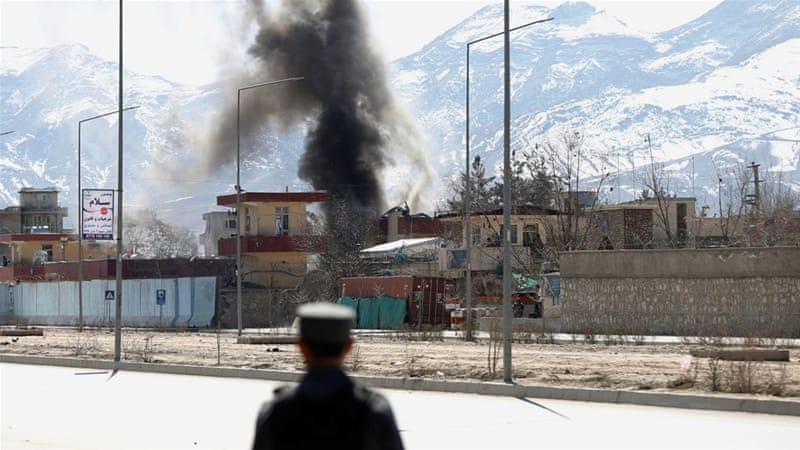 ISIS leader killed in Afghanistan