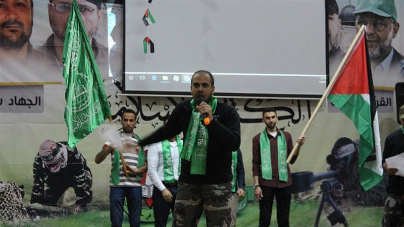 Hamas says it arrested suspect in Faqha assassination