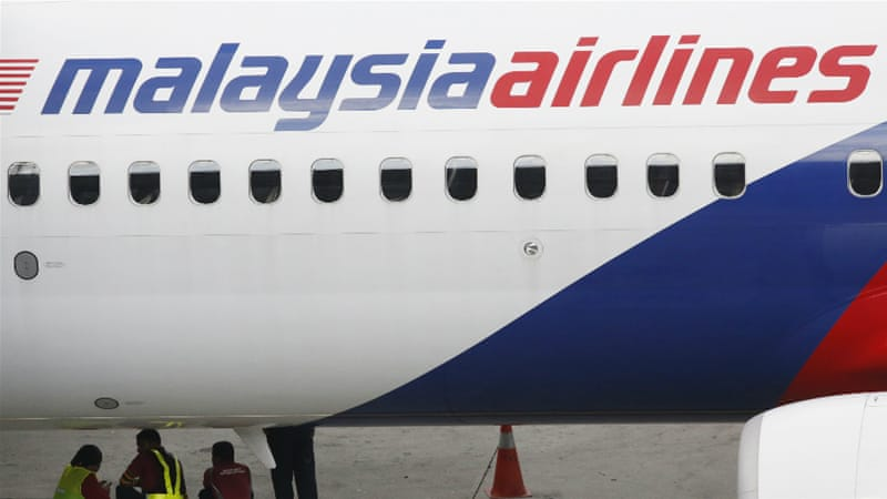 Malaysia Airlines non-bomb incident near Melbourne