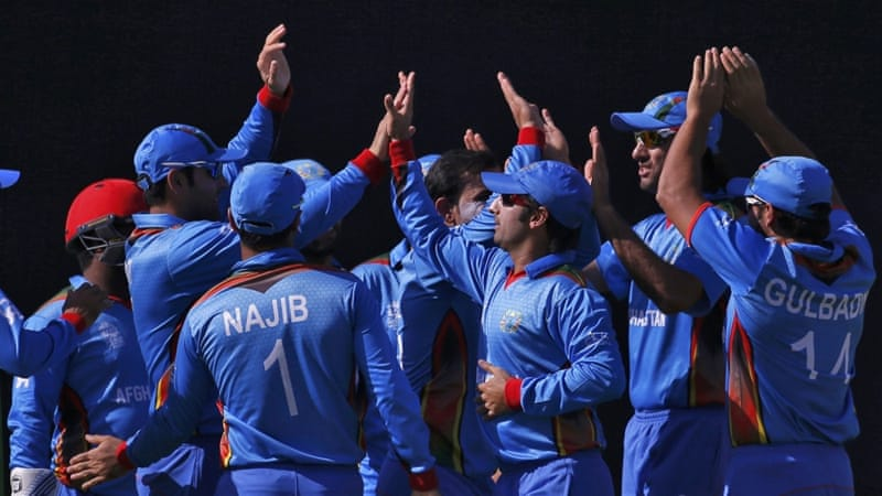 Cricket helping Afghans cope with trauma of war
